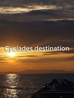 Cyclades destination