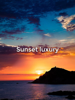 Sunset luxury